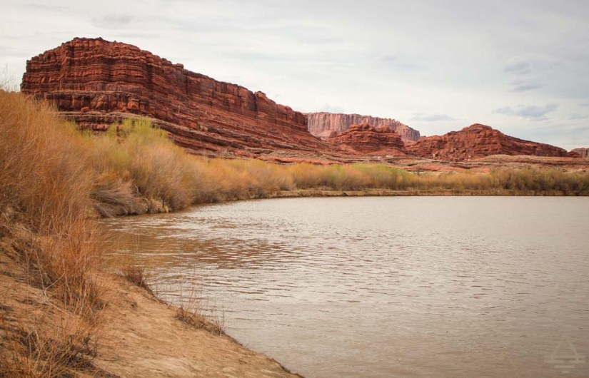 Colorado River at Potash
