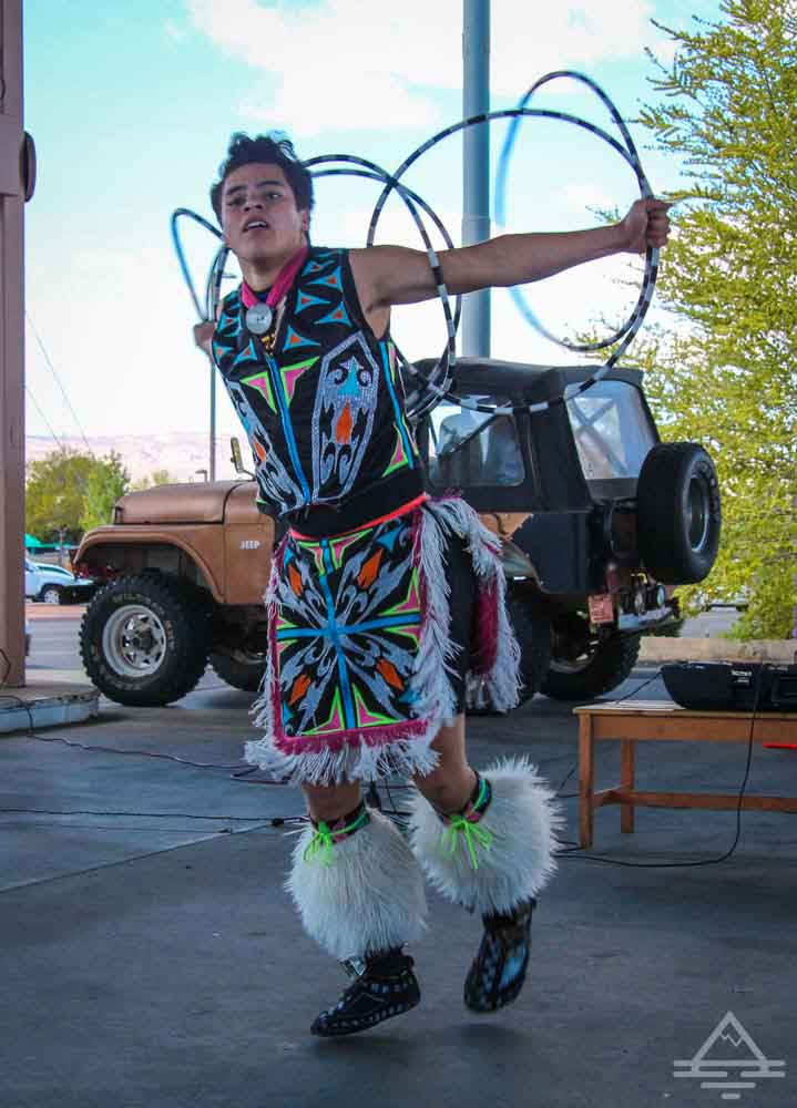 Navajo Performer
