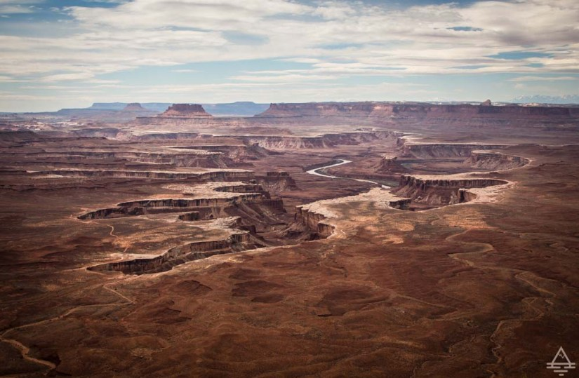 Canyonlands National Park Islands in the Sky