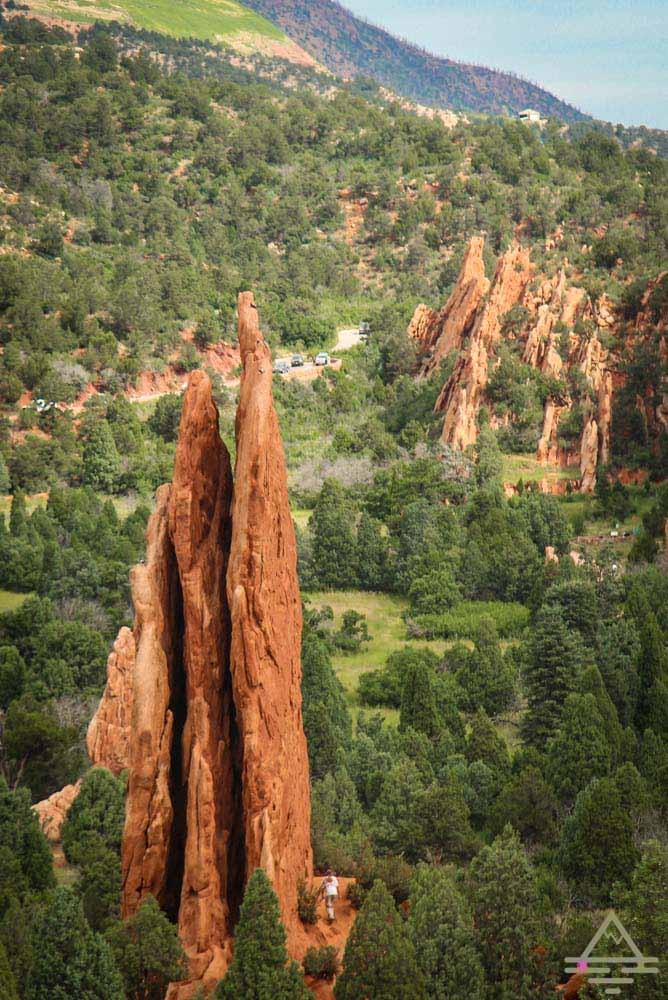 Garden of the Gods Colorado Springs Trip