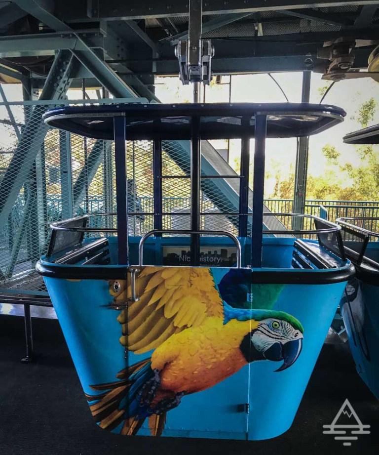 San Diego Zoo Skyfari