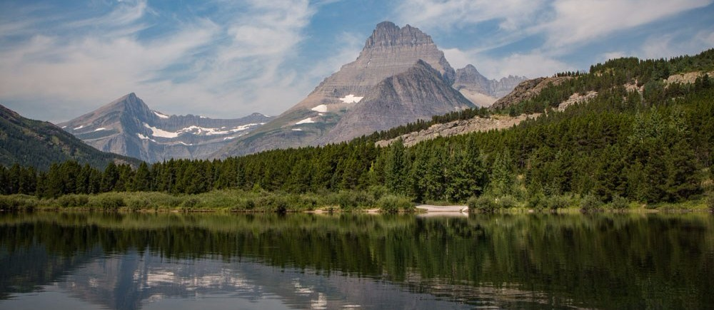 Glacier National Park Lake