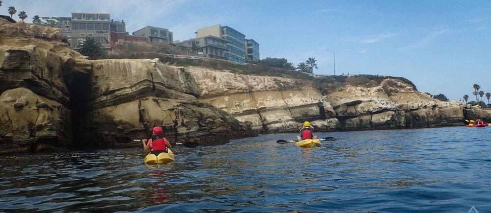 La Jolla Sea Kayaking