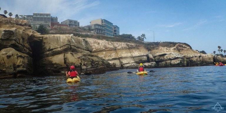 La Jolla Sea Kayaking
