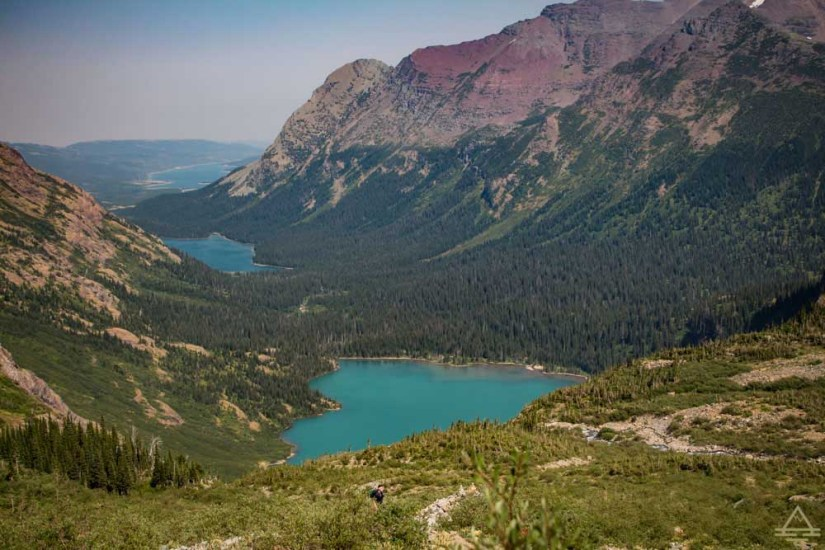Glacier National Park Lakes - Grinnell Lake