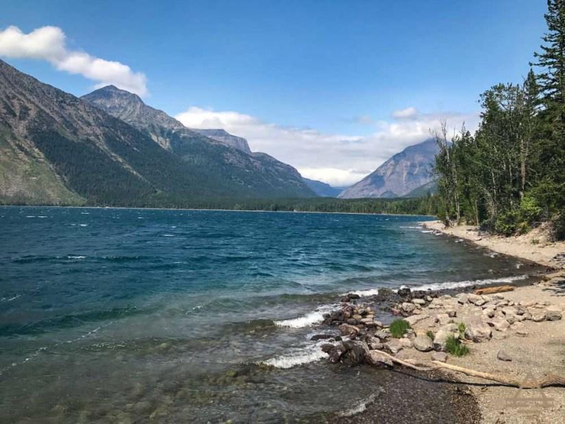 Glacier National Park Lakes - Lake McDonald