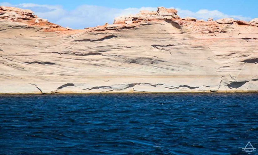 Lake Powell Bathtub Ring