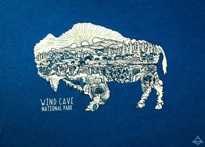 Wind Cave National Park Tee Trip