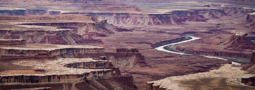 Green River Overlook in Canyonlands