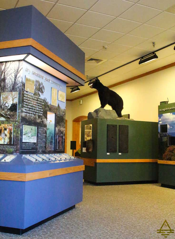 Mount Magazine State Park Visitor Center