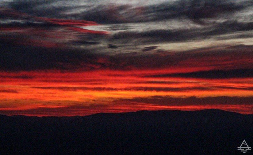 Mount Magazine State Park Sunset