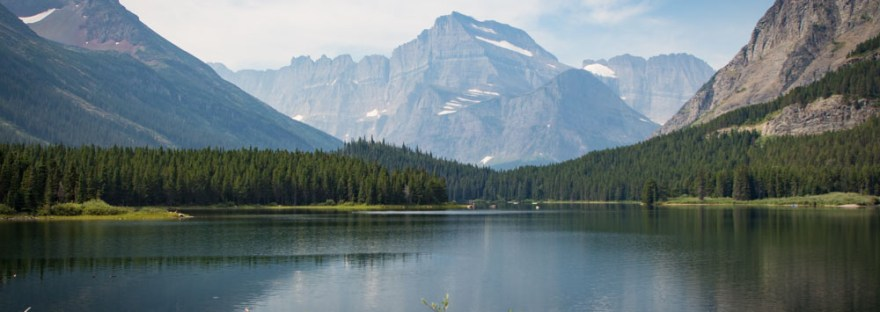 Glacier National Park Must-See Swiftcurrent Lake