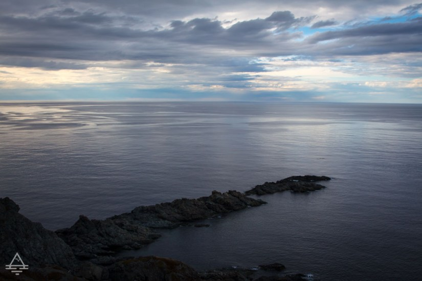 Coastline of Newfoundland