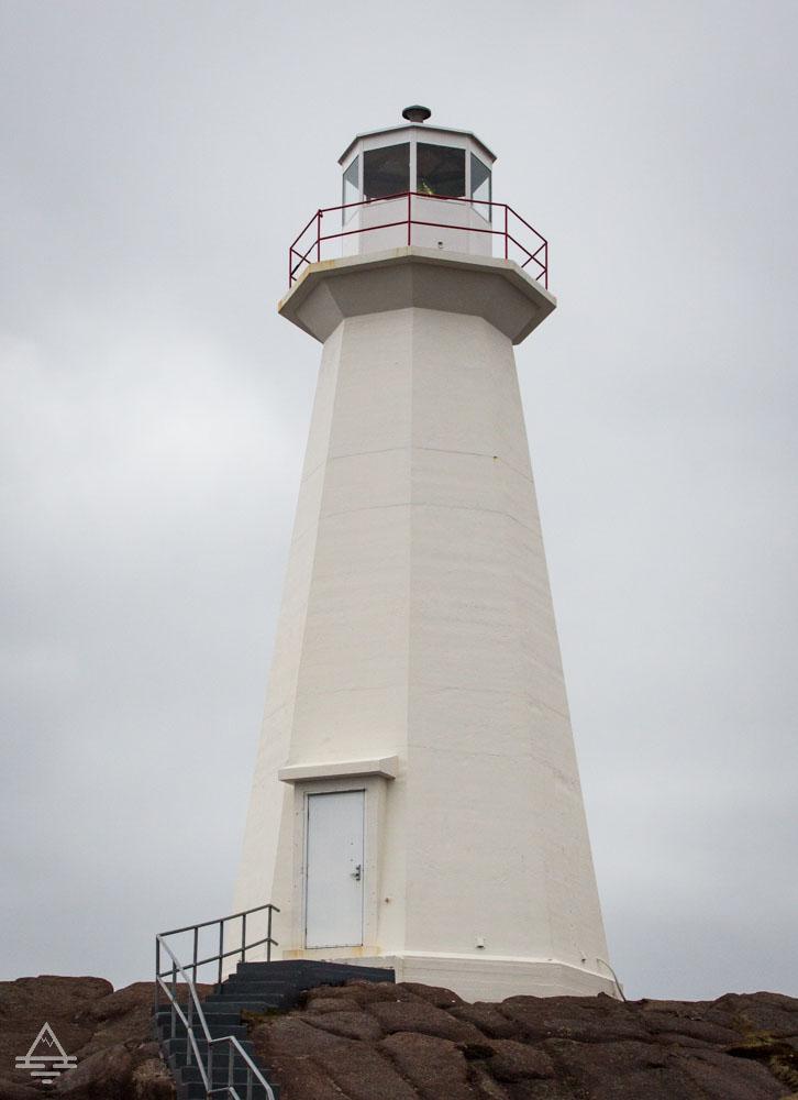 Newfoundland Cape Spear Lighthouse