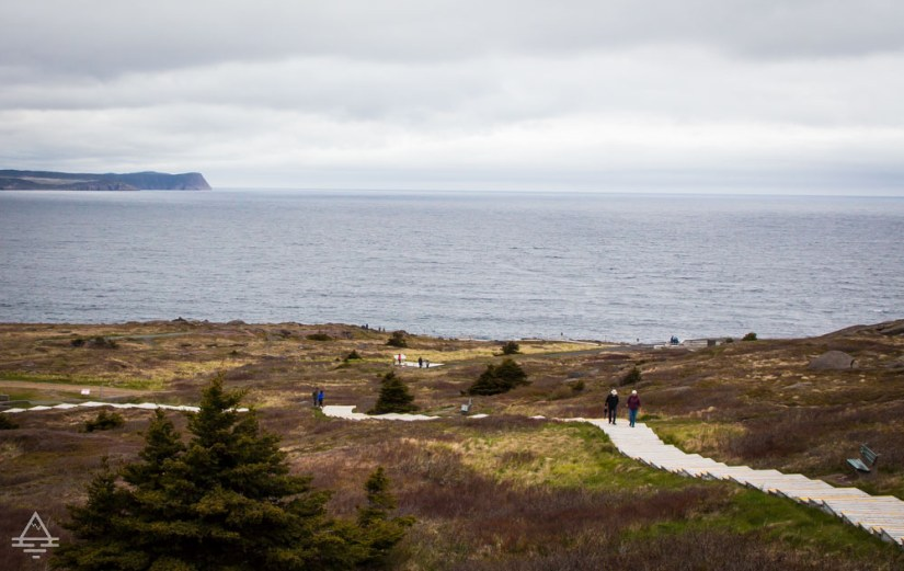 Newfoundland Cape Spear Walkway