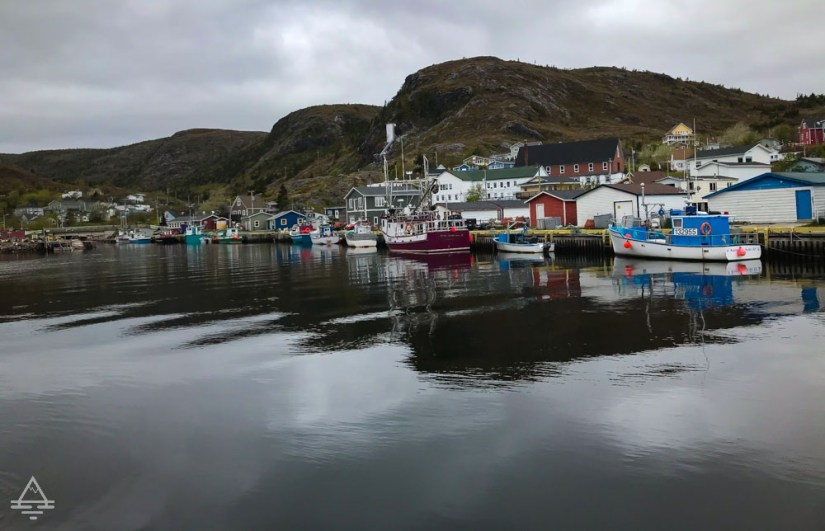 View of Petty Harbour-Maddox Cove