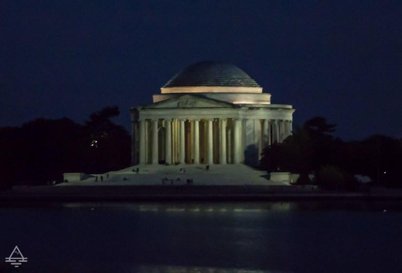 Washington DC - Jefferson Memorial