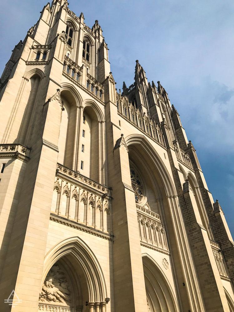 Washington DC-Washington National Cathedral