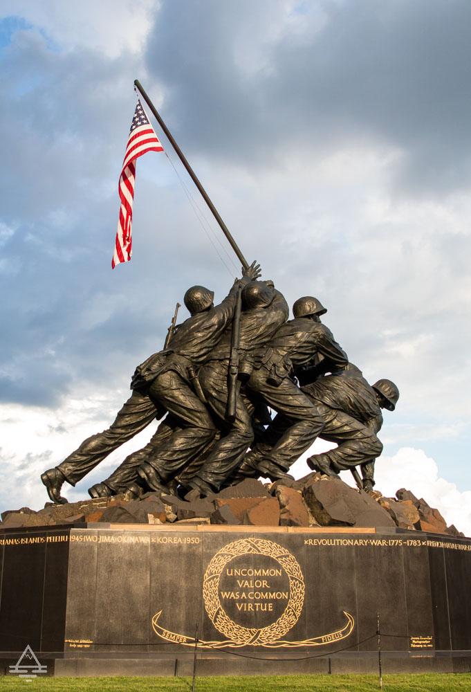 Arlington Cemetery Arlington Cemetery Marine Corps War Memorial