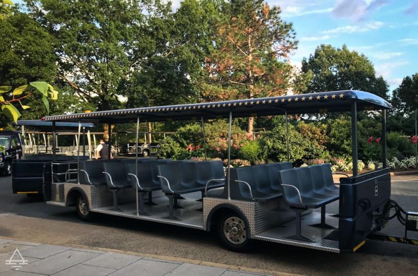 Arlington Cemetery Tour Trolley