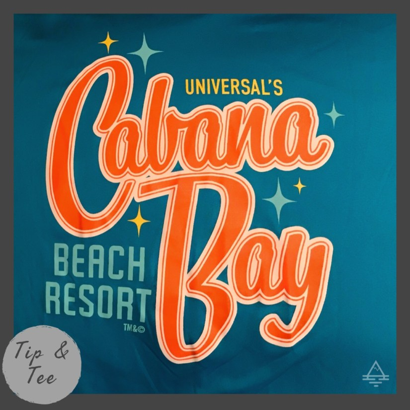 Cabana Bay Beach Resort Tee