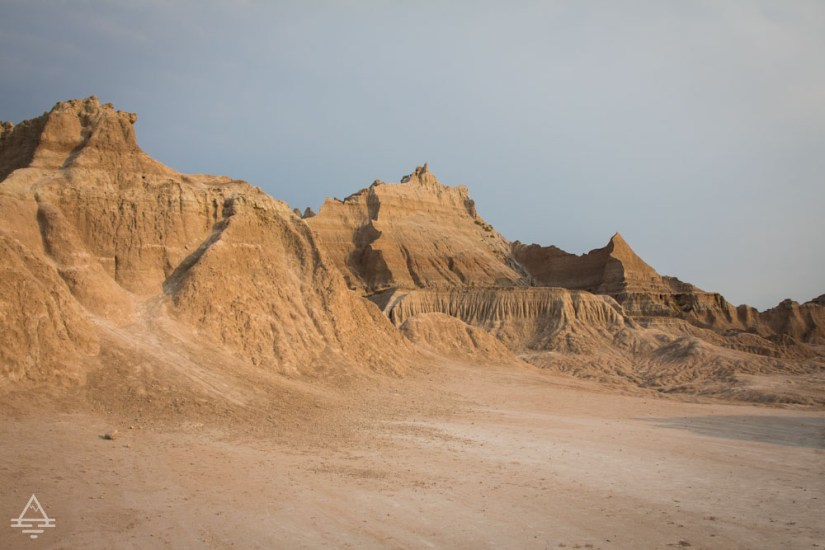Badlands Hike: Fossil Exhibit Trail