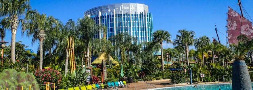 Cabana Bay Beach Resort Beachside Tower
