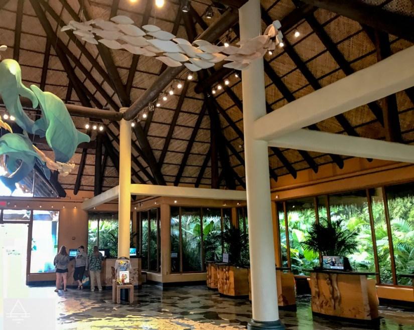 Discovery Cove Orlando Check In Desks
