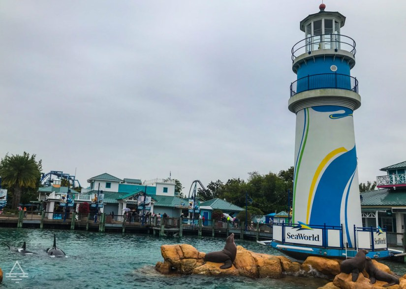 Lighthouse at Seaworld