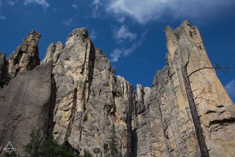 Rock Formations in Custer State Park