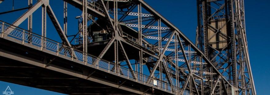 Duluth Aerial Lift Bridge Minnesota