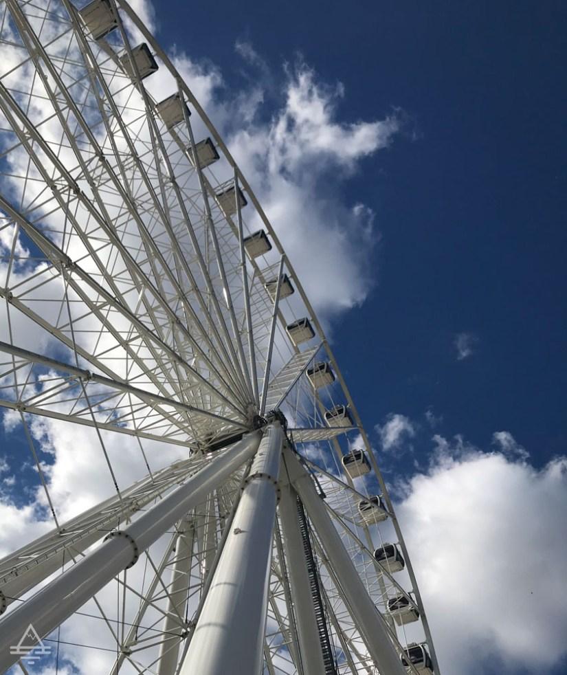 Ferris Wheel in St Louis