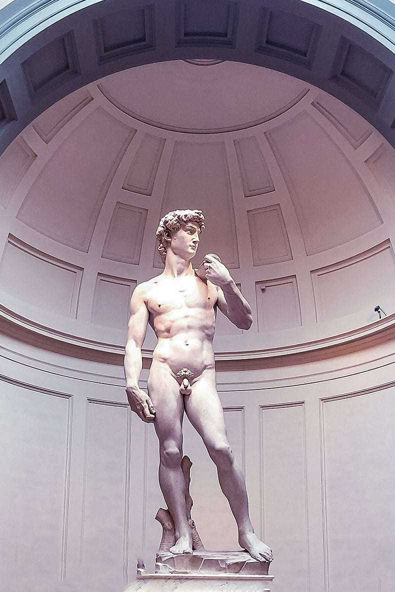 David Statue - Off The Beaten Path Florence