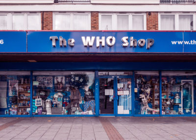 The Who Shop, Doctor Who, Nerdy Things To See London