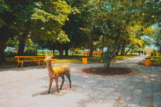St Constantine and Helena - things to see near Varna