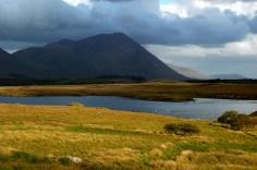 evening lake Connemara