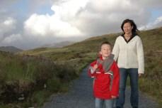 Hiking, Connemara