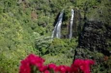 Opaeka'a falls