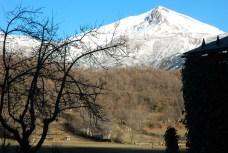 chia fields with peak