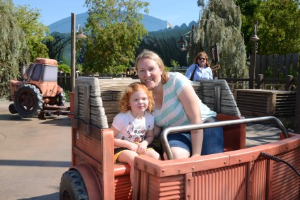 Mater's Junkyard Jamboree in Cars Land: Top 7 Attractions in Disneyland's California Adventure for Toddlers & Preschoolers
