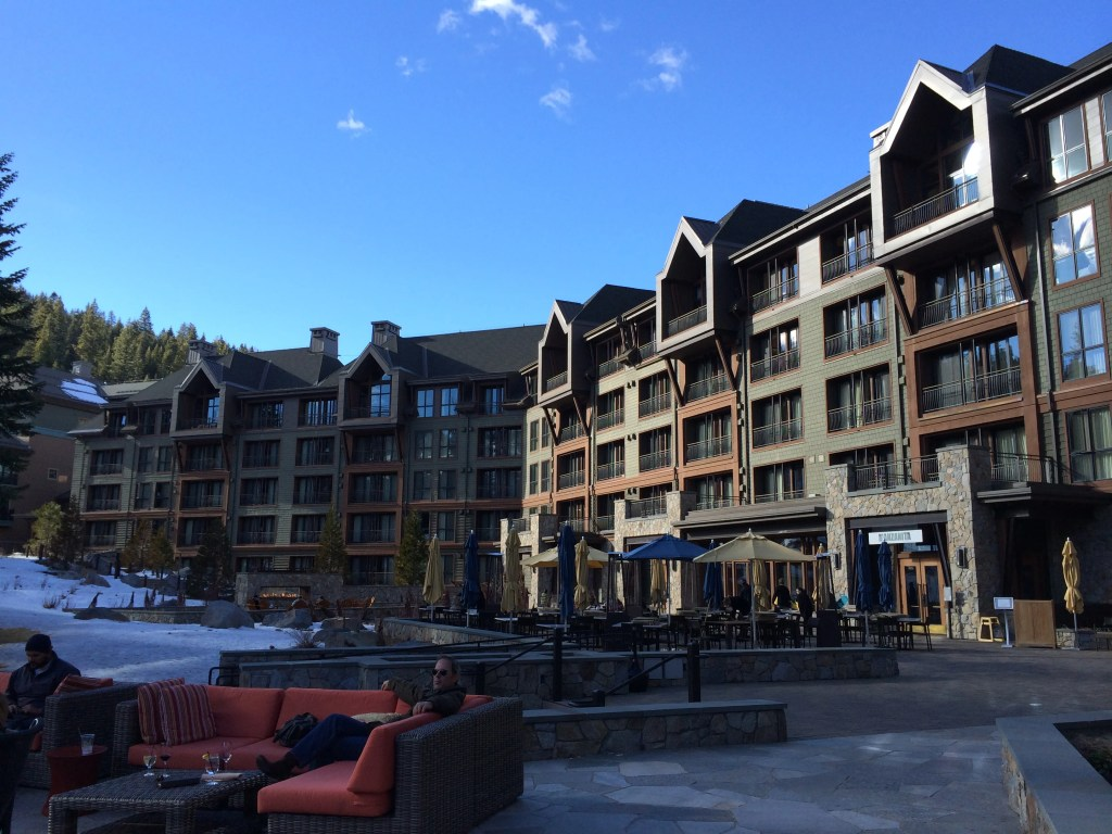A Review of the Ritz-Carlton Lake Tahoe in Winter