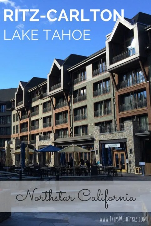 A review of the ritz carlton lake tahoe in winter trips for Small luxury hotel 7 little words
