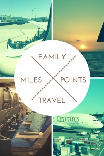 Family Travel Miles and Points Bloggers