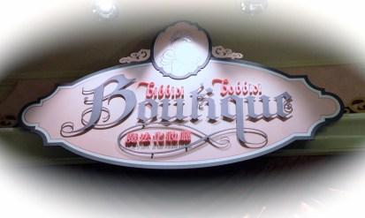Bibbidi Bobbidi Boutique, Hong Kong Disneyland Hotel