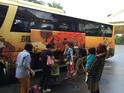 Hong Kong Disneyland Hotel Shuttle