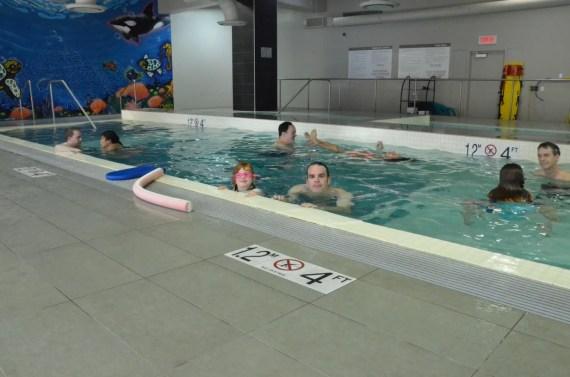 Le Westin Montreal Pool