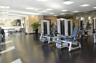 Le Westin Montreal Gym
