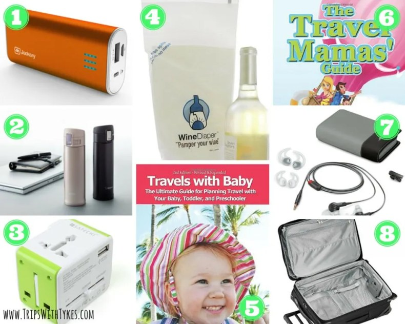 Holiday Gifts for Traveling Parents