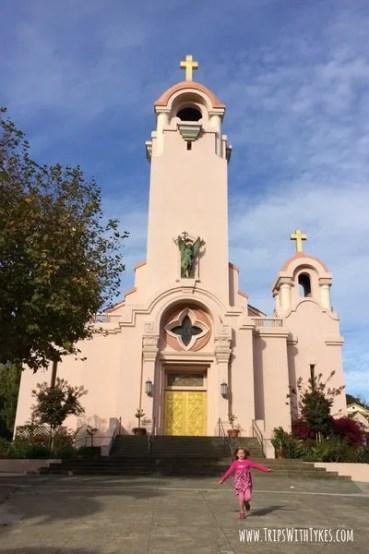 San Rafael Church Marin County California