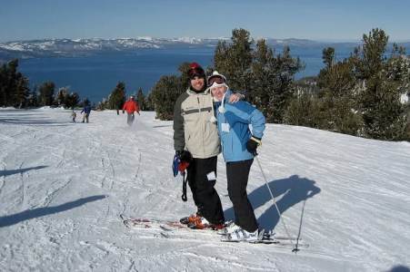 Heavenly Ski Resort in South Lake Tahoe